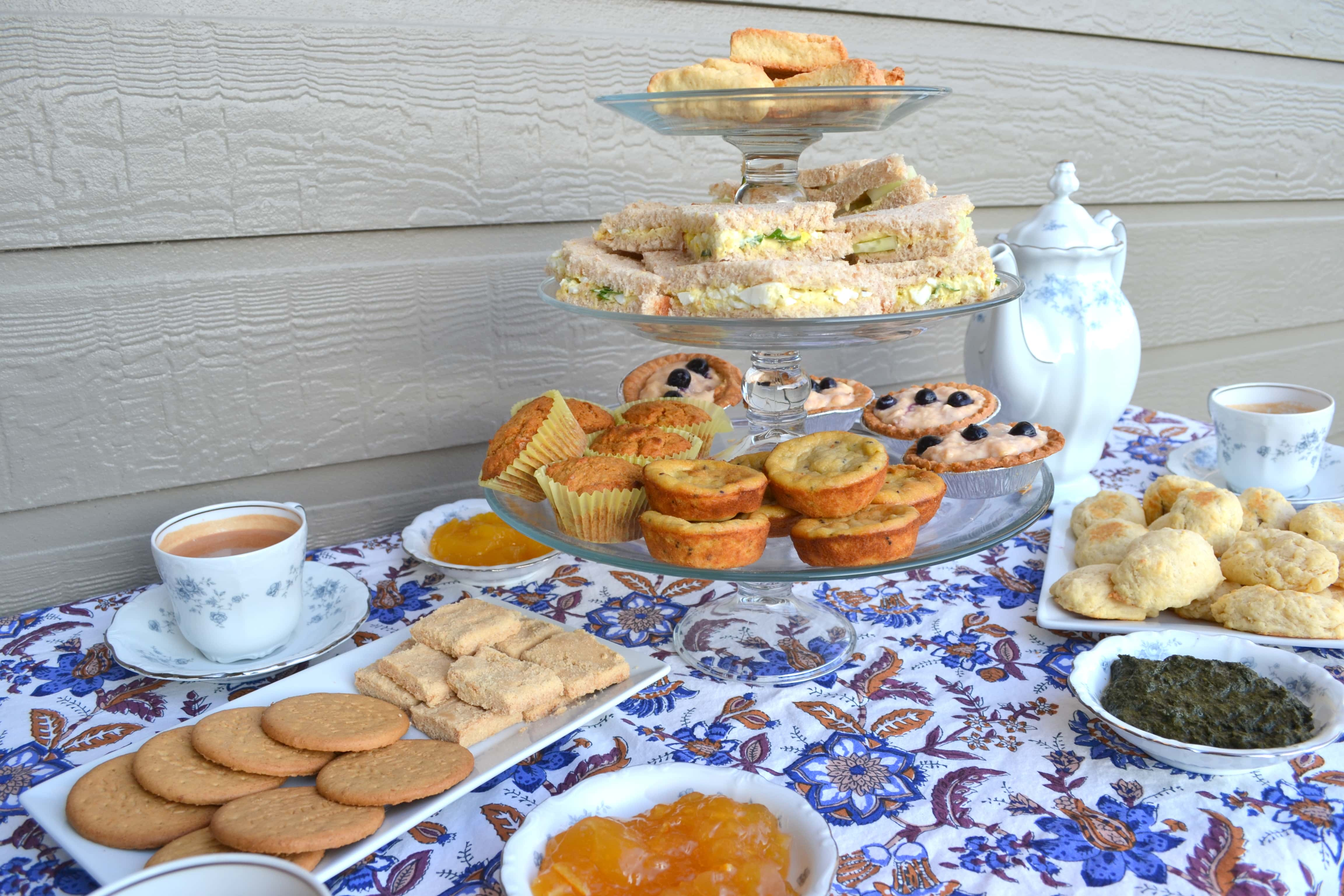 How to host the perfect High Tea for Mom- MommySnippets.com #HEBMoms (Sponsored) (15)