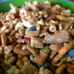 How to make a Road Chip Muddy Buddies Snack