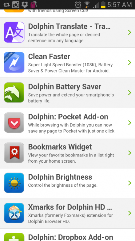 Why the Dolphin browser is the best for your Android phone- MommySnippets.com #DolphinBrowser #IC (ad) (7)