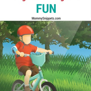 How to make biking with young riders fun