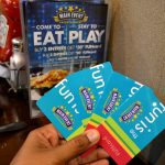 Hurry to enjoy a meal and play for FREE at the Main Event