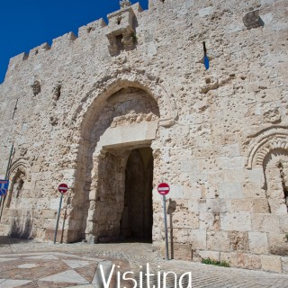 Visiting Old City Jerusalem