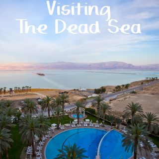 Visiting the Dead Sea and Isrotel Hotel
