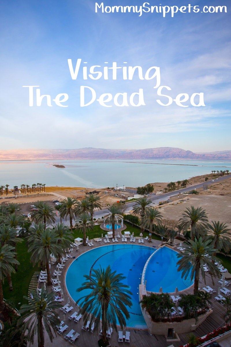 Visiting The Dead Sea