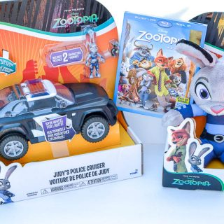 Play Along With Disney Zootopia Action Toys