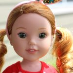 How adorable are American Girl WellieWishers dolls? (+ Giveaway)