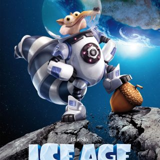 ICE AGE: Collision Course hits theaters July 22. {+ Giveaway}
