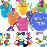 How to host an inexpensive backyard beach party