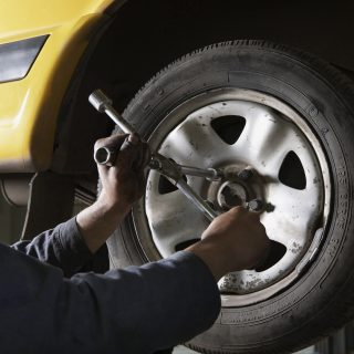 The Beginners Guide to Changing A Tire