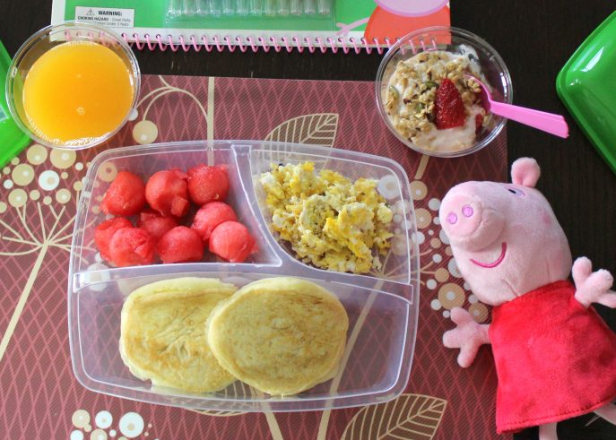 Making breakfast fun for your child { Featuring Peppa's Yogurt Parfait Recipe} - MommySnippets (24)