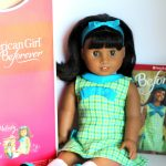 Melody Ellison inspires girls to take a stand for justice (+ An American Girl Beforever Doll Giveaway)