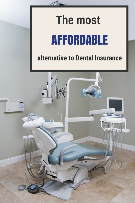The most affordable alternative to dental insurance.- MommySnippets.com #sponsored