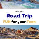 How to Make a Road Trip Fun for Your Teen