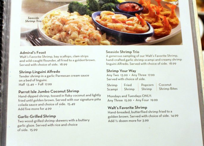 photo about Red Lobster Printable Menu identify Upon well known involve, the Infinite Shrimp Celebration returns towards Crimson