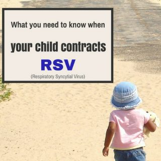 What you need to know when your child contracts RSV