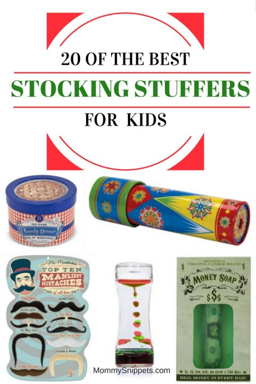 20 of the best stocking stuffers for kids for Great stocking stuffers for adults