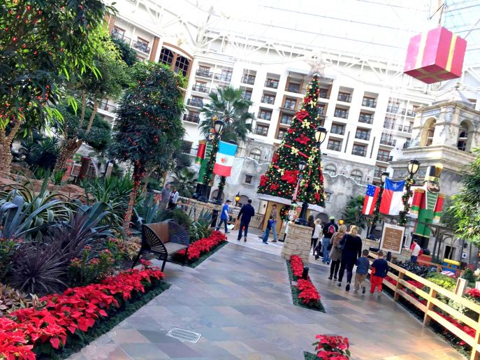 dce78782 Lone Star Christmas celebrations at the Gaylord Texan this year