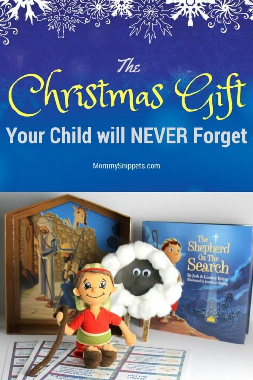 The Christmas Gift Your Child Will Never Forget- MommySnippets.com #JoinTheSearch #CollectiveBias #ad