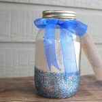 An Easy DIY Cookie Mix in a Jar Gift