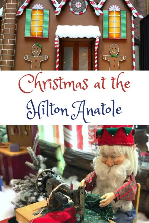 Finding Christmas Spirit with Christmas at the Anatole- MommySnippets.com #Travel #VisitDallas #DallasBIG # #BigDHoliday #ChristmasAtTheAnatole