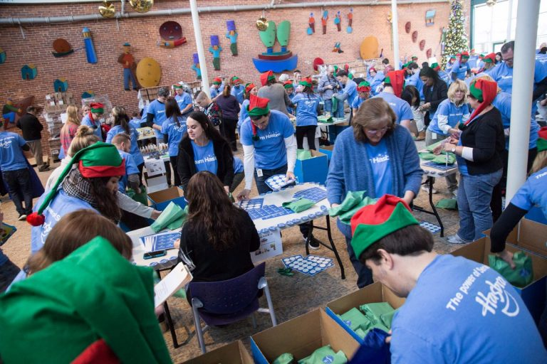 Hasbro spreads love, happiness, and hope on the Global Day of Joy