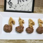 How to make SING inspired Chocolate Covered Music Treats