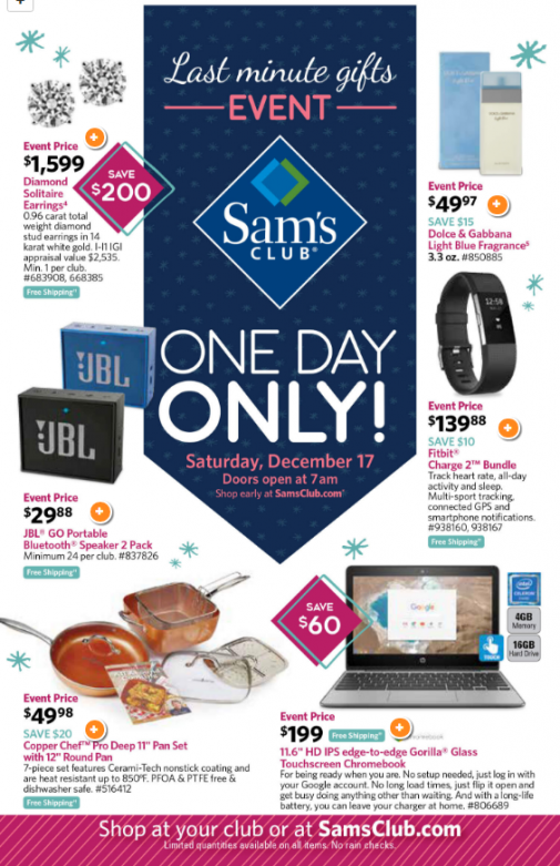 last minute christmas gift shopping at sams club - Is Sams Club Open On Christmas Eve
