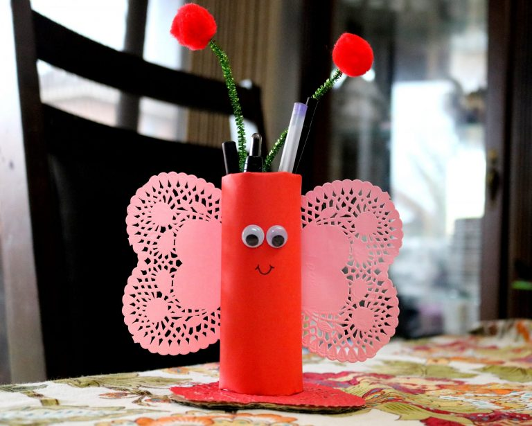 An Easy Valentine Gift a Child can Make