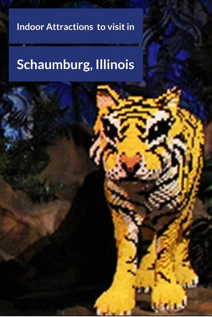 Indoor Attractions to Visit in Schaumburg, Illinois