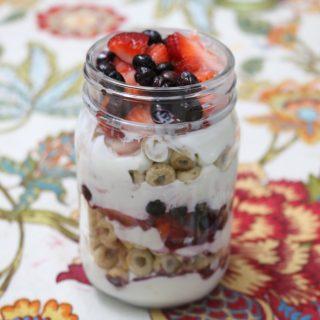 One of the best yogurt parfait recipes