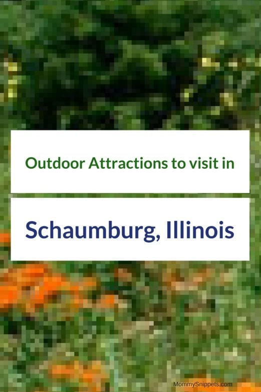 Outdoor Attractions to Visit in Schaumburg, Illinois- MommySnippets.com