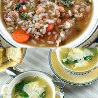 50 Homemade Soup Recipes