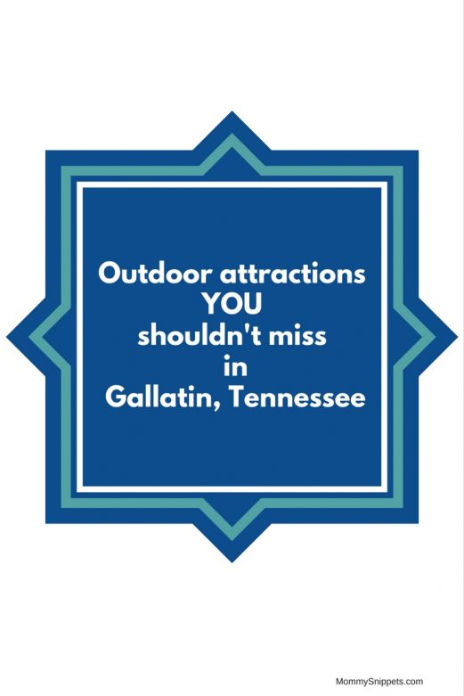 Outdoor attractions you shouldn't miss in Gallatin, Tennessee