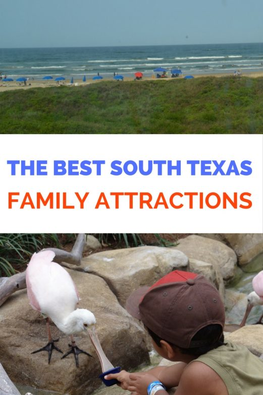 The best South Texas attractions you should visit this Spring - MommySnippets.com