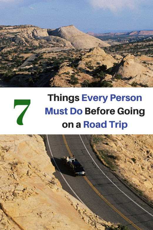 7 Things Every Person Must Do Before Going on a Road Trip- MommySnippets.com