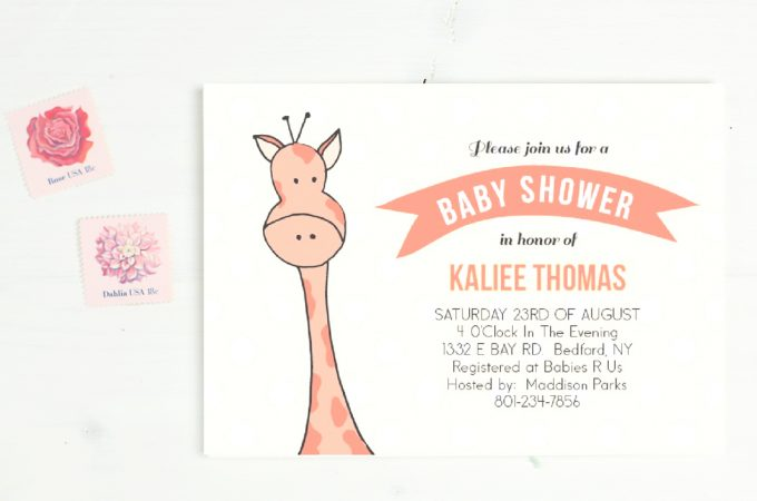 Do you need to find the perfect baby shower invitation?