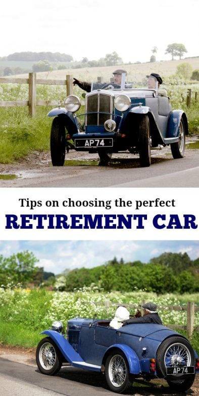 Tips on Choosing the Perfect Retirement Car