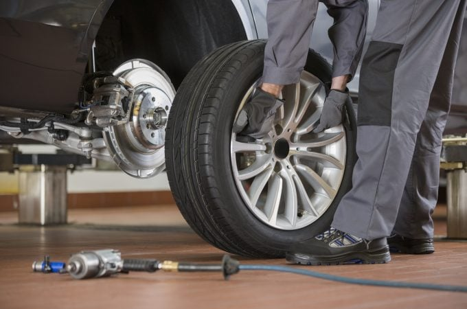 How to Find Good Deals on Tires
