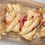 The easy way to make a delicious Strawberry Danish