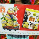 Stuff that stocking with the Despicable Me 3 Special Edition Blu-Ray (+ A #DespicableMe3 Giveaway)