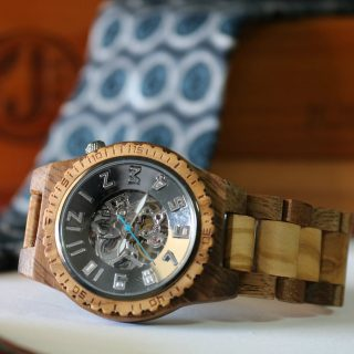 A timely gift for that special man in your life (+$100 #JordWatch Gift Code Giveaway)