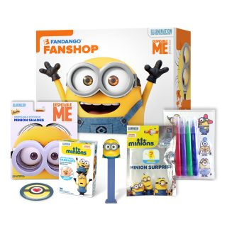 Despicable Me 3, Cars 3, Captain Underpants (+ A Fandango FanShop Giveaway)