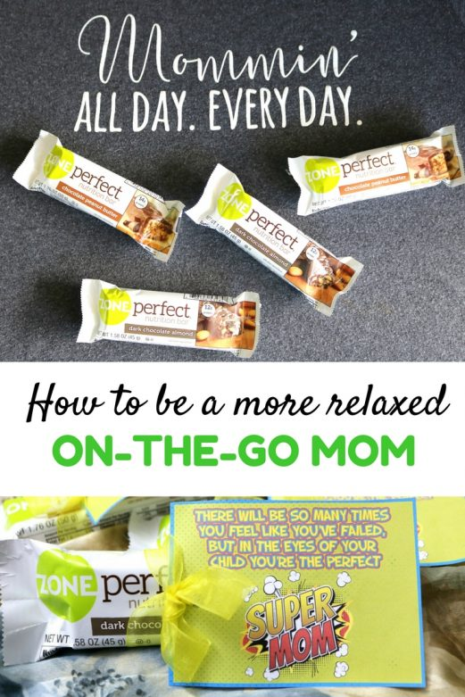 How to be a more relaxed on-the-go mom - MommySnippets.com #MyLittleWins #CollectiveBias #ad