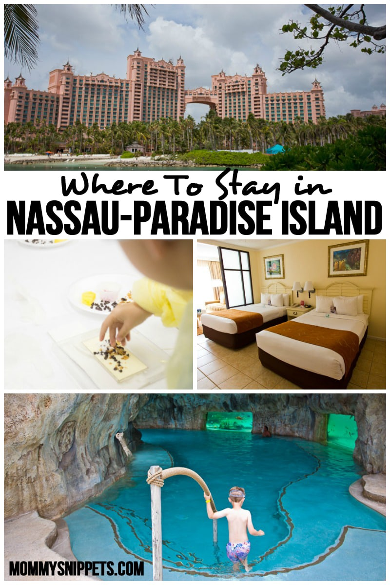 Where to Stay Nassau Paradise Island