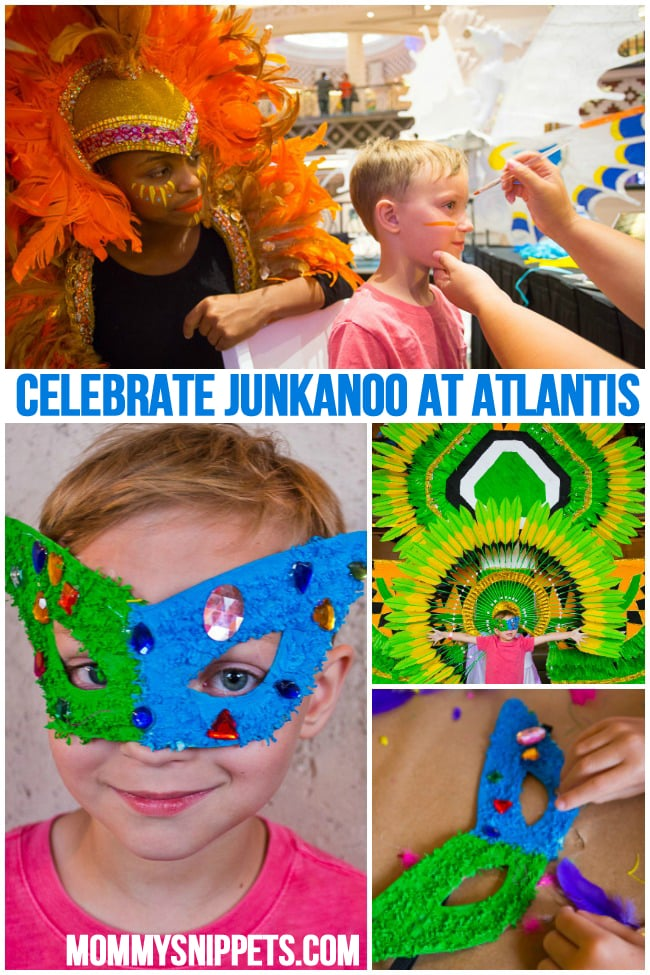 Celebrate Junkanoo at Atlantis