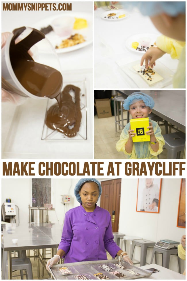 Make Chocolate at Graycliff Chocolatier