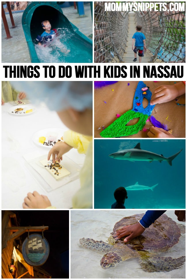 Things To Do With Kids in Nassau