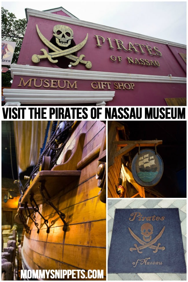 Visit the Pirates of Nassau Museum