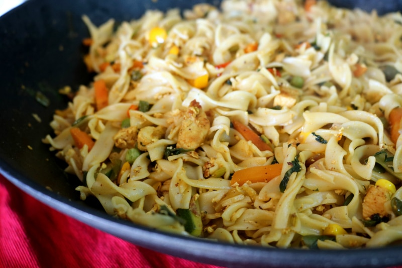 stir fry noodles without soy sauce