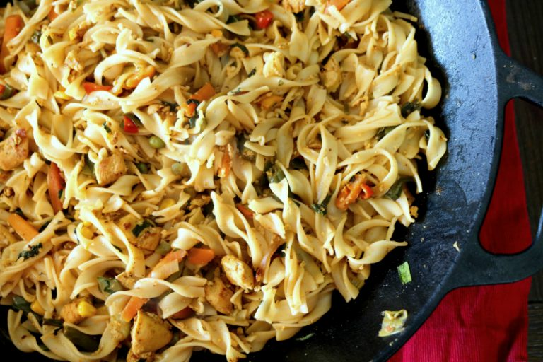 How to Make Easy Stir Fry Noodles Without Soy Sauce